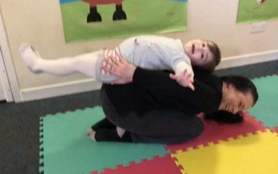 Mitchy Titch Pre-School Yoga Fun & Fitness