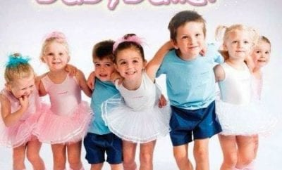 Baby Ballet – Tinies – Total Fitness