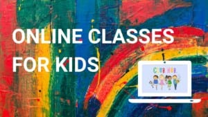 Online Classes for Kids Weekly Timetable (Lockdown 3)