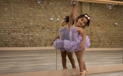 The Little Dance Academy – Baby tap & hip hop (Chiswick)