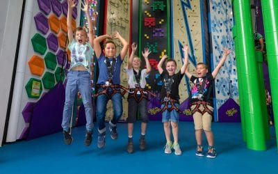 Clip n Climb Preston – SEN session