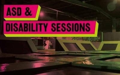 Flipout Glasgow – ASD Sessions