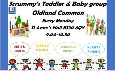 Scrummy's Toddler & Baby group