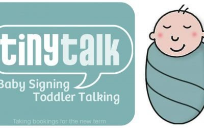 TinyTalk Newborns: Communication workshop for babies 12 weeks and under