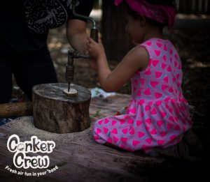 Brand New Kids Clubs - Conker Crew - Manchester