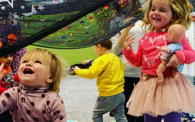 Caterpillar Music Cheltenham and Tewkesbury at Bishops Cleeve Community Building mixed age classes