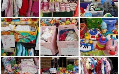 Mum2mum market nearly new sale CHINGFORD