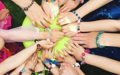 Creative jewellery Making Party