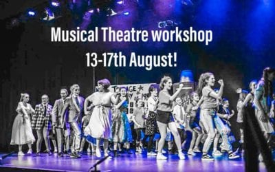 West End Week by COmotion Theatre School