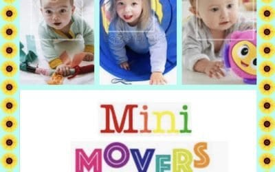 Blossom Babies Mini Movers yoga