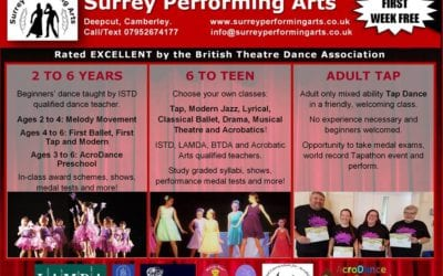 Surrey Performing Arts