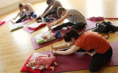 Yogabellies Baby and Mummy Yoga (Harborne)