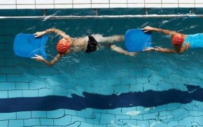Harborne Pool – Learn to Swim pre school (mon 1pm)