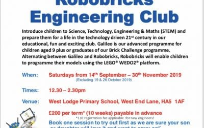 Lego Engineering Club – Galileo & Robobricks
