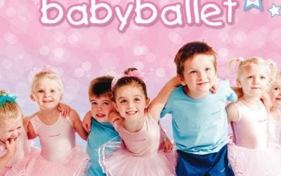 Baby Ballet Tappers – Holytown Parish church hall