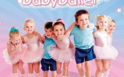 Baby Ballet – Thursdays at St John's Church