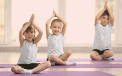 Pre-school Kidding Around Yoga
