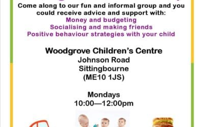 Young Parent Group Sittingbourne