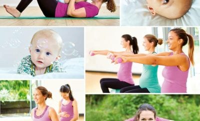 BusyLizzy Putney – Mummy and Me Buggy Fitness