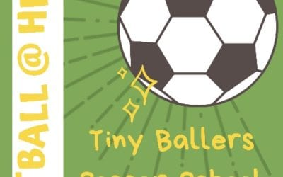Tiny Ballers Soccer School