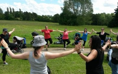 Well Fit Mums – Cannon Hill Park