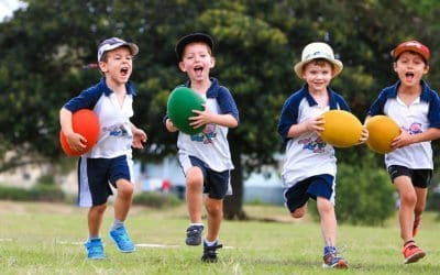 Rugbytots in Horsforth