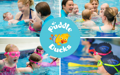 Puddle Ducks Baby & Preschool and children's Swimming Lessons