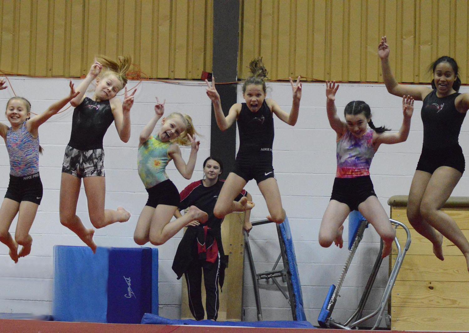 AAAsports – Gymnastics, Trampoline & Cheerleading Classes