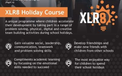 XLR8 Holiday Course – Arthur Terry Academy
