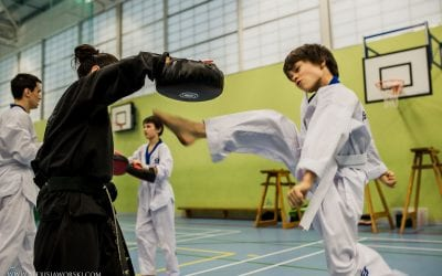Bytomic Taekwondo Chinnor