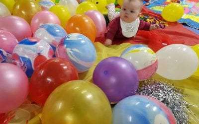 Baby Sensory central and south leeds