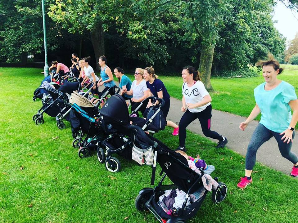 Busy Lizzy Mummy and Me Buggy Fitness - Wallington ...