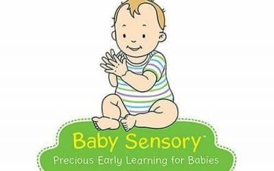 Baby Sensory – New Green Centre – Baby Valentines Special