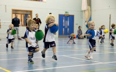 Rugbytots @ Richard Tauntons College
