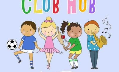 Club Hub UK Reaches 10,000 Kids Activities