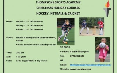 Thompsons Sports Academy