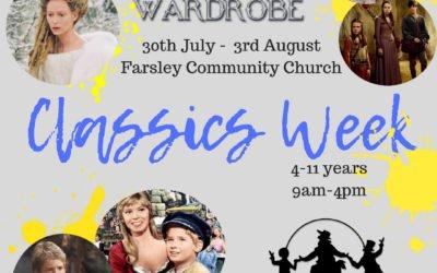 Meraki Creative Hub: Classics week