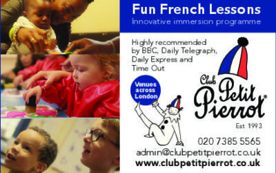 Club Petit Pierrot in Hampstead (JW3 Centre)