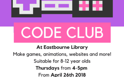 Code Club @ Eastbourne Library