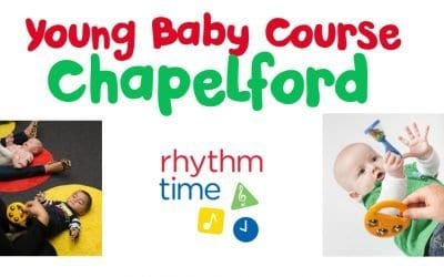 Rhythm Time – Chapelford (Young Baby Course)