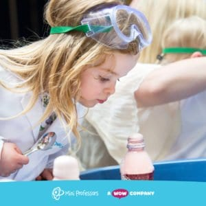 Mini Professors Science Classes Newbury