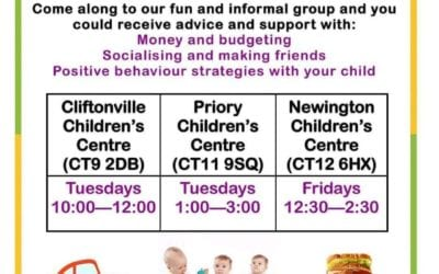 Young Parents Group Newington Ramsgate