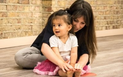 The Little Dance academy – Mommy and Me Ballet
