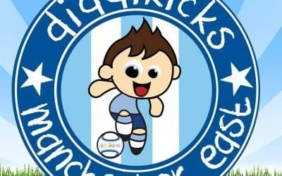 Diddikicks Manchester East Pre-School Football Coaching