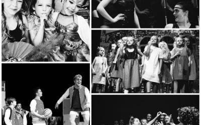 Musical Theatre classes at Stage Door Arts Academy