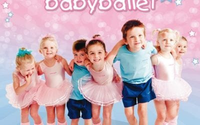 Baby Ballet – Pudsey Leisure centre (Tappers)
