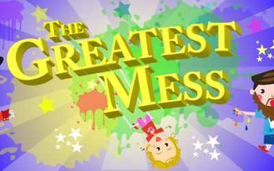 MEGA Messy Play Bury St Edmunds – The Greatest Mess
