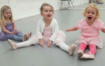 Young Ballet (Wednesday 16.00-17.00)