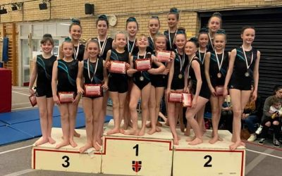 Newburn gymnastics club