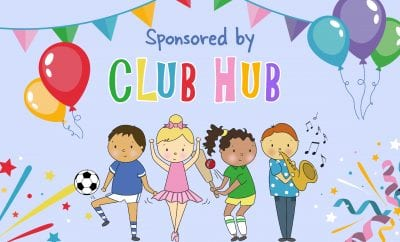 Club Hub UK becomes a Sponsor!